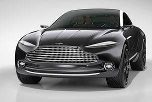 Aston Martin разказа за първия си кросоувър