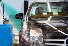 Daimler използва рентген по време на краш-тестове