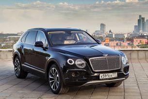 Bentley ще увеличи броя на версиите на Bentayga
