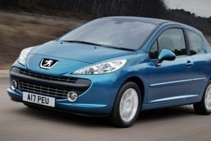 Peugeot 207 с нов бензинов двигател