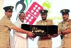 Полицията в Дубай награди отлични шофьори