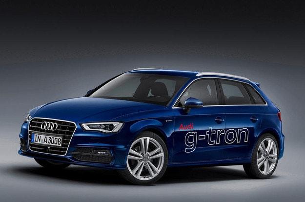 Audi насърчава разработването на двигатели с газ