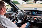 В Германия разрешават тестове на автономни коли