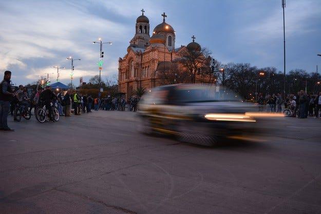 Рали България стартира този петък
