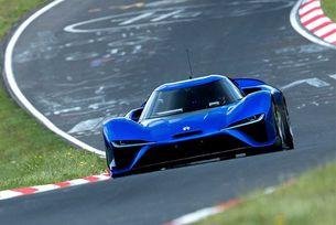 Китайски автомобил постави рекорд на Нюрбургринг