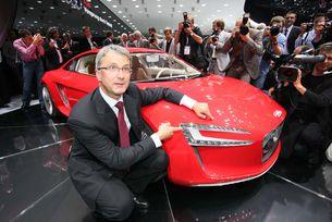 Договорът на шефа на Audi ще бъде продължен