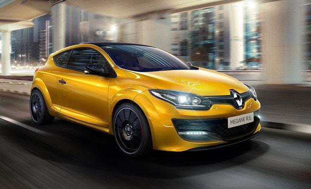 Новото Renault Megane RS ще получи 300 к.с.