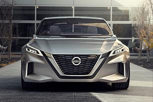 Nissan ще представи предвестник на електрически SUV