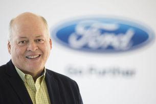 Джеймс Хакет е новият генерален директор на Ford