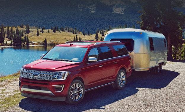 Ford Expedition се хвали с особени възможности