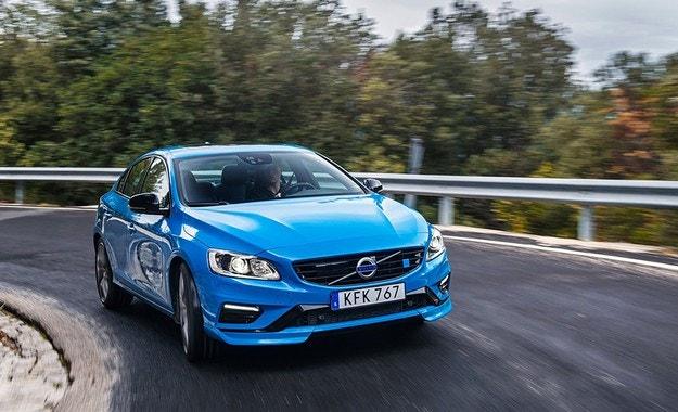 Eдна година пазят в тайна рекорд на Volvo S60