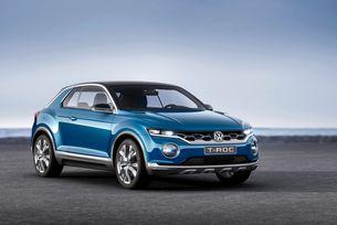 VW представя новия си кросоувър през лятото