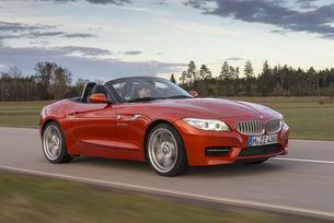 BMW представя наследника на Z4 през август