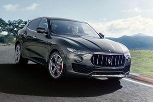 Maserati Levante ще получи хибридна система от Chrysler