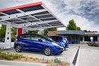 Honda откри 940-волтова станция в Офенбах