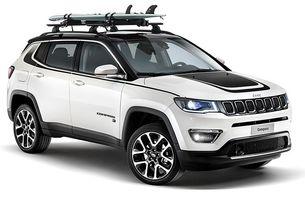 Направиха специален Jeep Compass за екстремен спорт