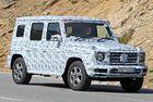 За първи път показват новия Mercedes-Benz G-класа