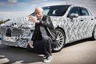 Новият Mercedes-Benz A-класа с полуавтономна система