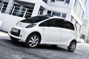 Обновиха близнаците Peugeot Ion и Citroen C-Zero