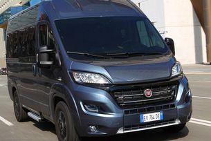 Fiat Ducato Shuttle: XXL бус за деветима пътници