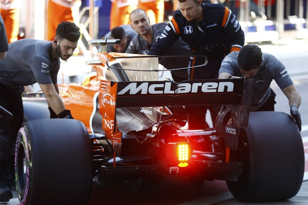 McLaren ще прекрати договора с Honda