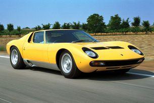В Lamborghini умуват над наследник на купето Miura