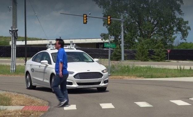 Ford тества безпилотни автомобили от четвърто ниво