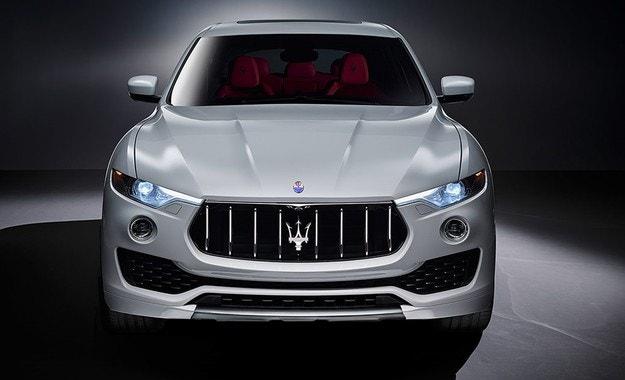 В гамата на Maserati ще се появи втори кросоувър