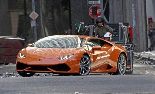 Lamborghini Huracan стана най-бързото такси в света