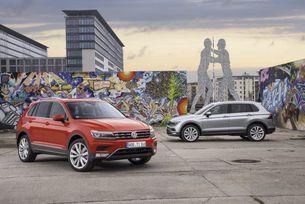 Новият Volkswagen Tiguan е сред топ 10 в Европа