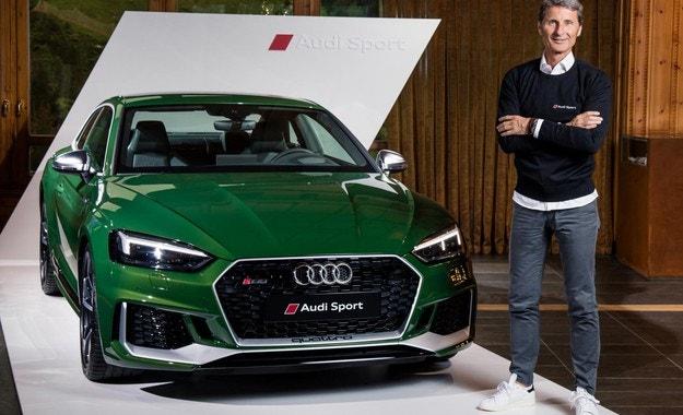 Audi Sport се фокусира върху RS-версии на кросоувъри