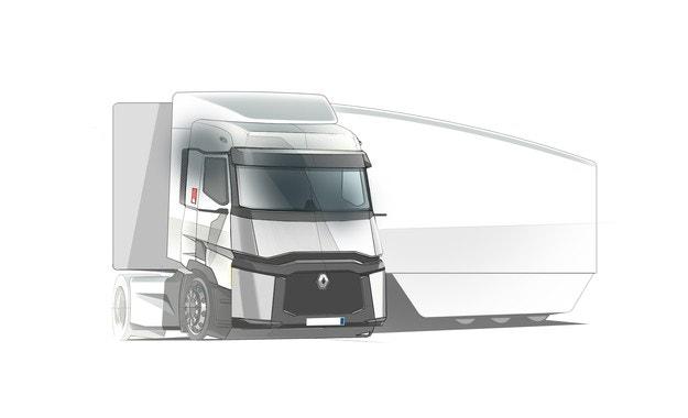 13% по-нисък разход с новия камион Renault Falcon