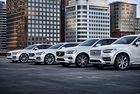 Volvo започва електрическа офанзива