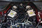 Анатомия на един хай-тек мотор: Infiniti V6 Twin Turbo