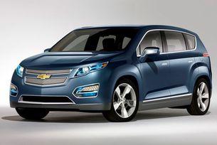 Сменят Chevrolet Volt с хибриден кросоувър