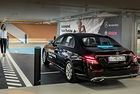 Mercedes-Benz и Bosch подготвят автономно паркиране