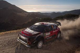 Льоб ще кара Citroen C3 WRC