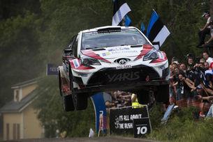 Лапи спечели първата си победа във WRC