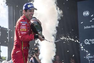 Лукас ди Граси е третият шампион във Формула Е