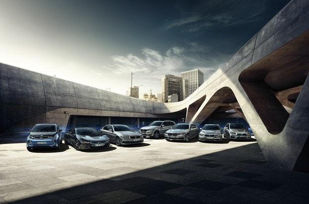 Хибридите на BMW III: По-малко ДВГ, повече електричество
