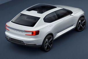 Volvo измисли име на нов автомобил