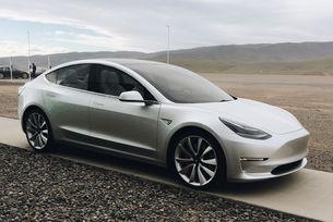 63 хил. клиенти отмениха поръчките си за Tesla Model 3