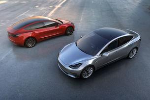Известни са характеристиките на Tesla Model 3