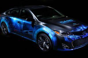 Toyota строи специална писта за автономни автомобили