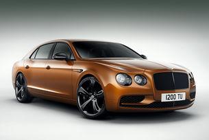 Новият Bentley Flying Spur ще се родее с Panamera