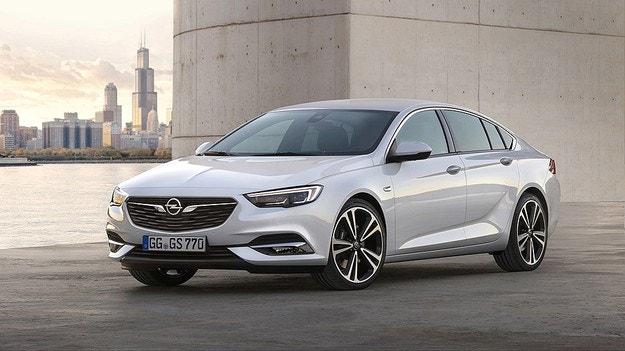 Opel замрази проекта за кросоувър , базиран на Insignia