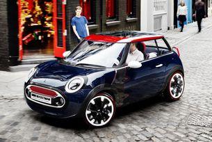 Обявиха премиерата на първия електромобил Mini