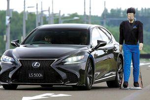 Коли на Toyota с автопилот дебютират на Олимпиадата