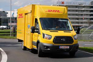 Ford и DHL направиха електрически пощенски фургон