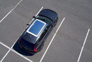 Volvo адаптира XC60  за слънчевото затъмнение